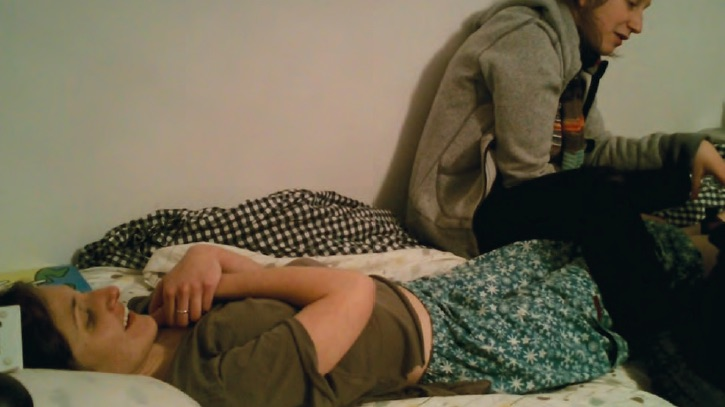 Park McArthur, It's Sorta Like a Big Hug, 2012, Digital video, 16:53