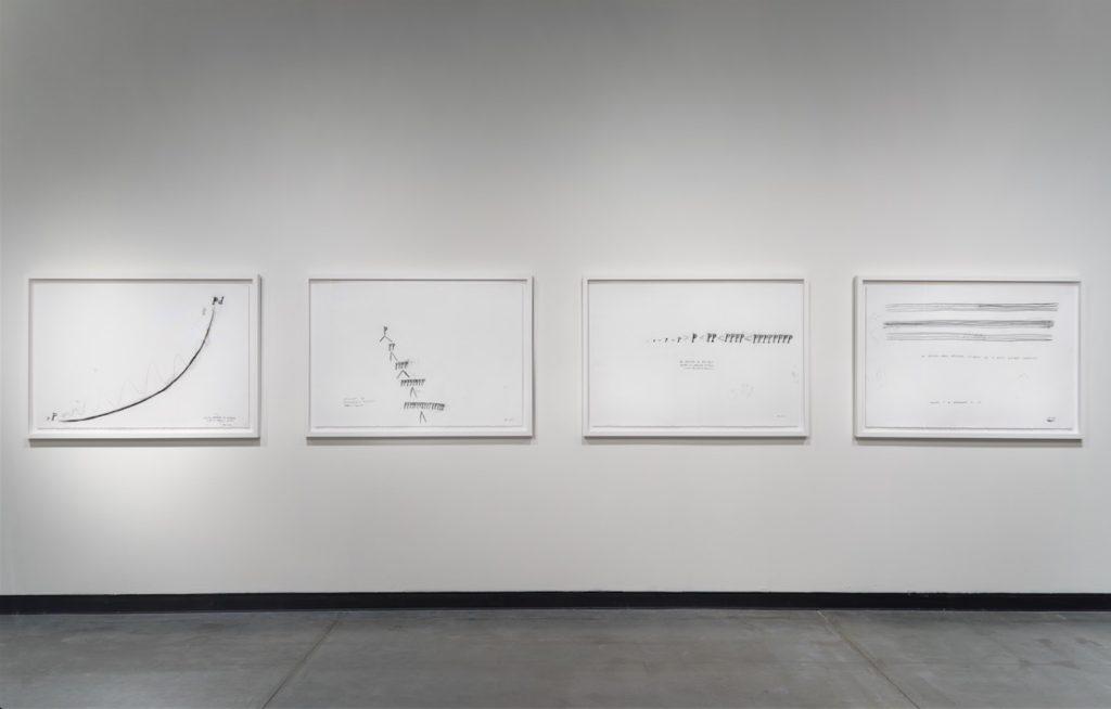 LOUD silence installation shot, Grand Central Art Center, California State University Fullerton, 2014
