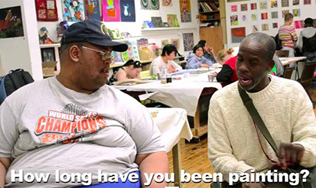 Link to From Outsider to Participant: Developmentally Disabled Dialogue in Socially Engaged Art