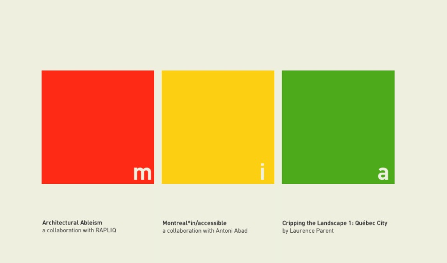 m.i.a. collective, Virtual Poster Series, ViP #1. Traffic Lights, 2013