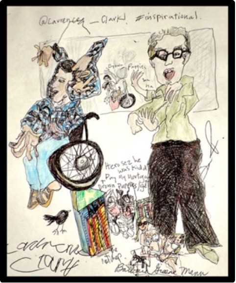 Link to Reflections on Access: Disability in Curatorial Practice
